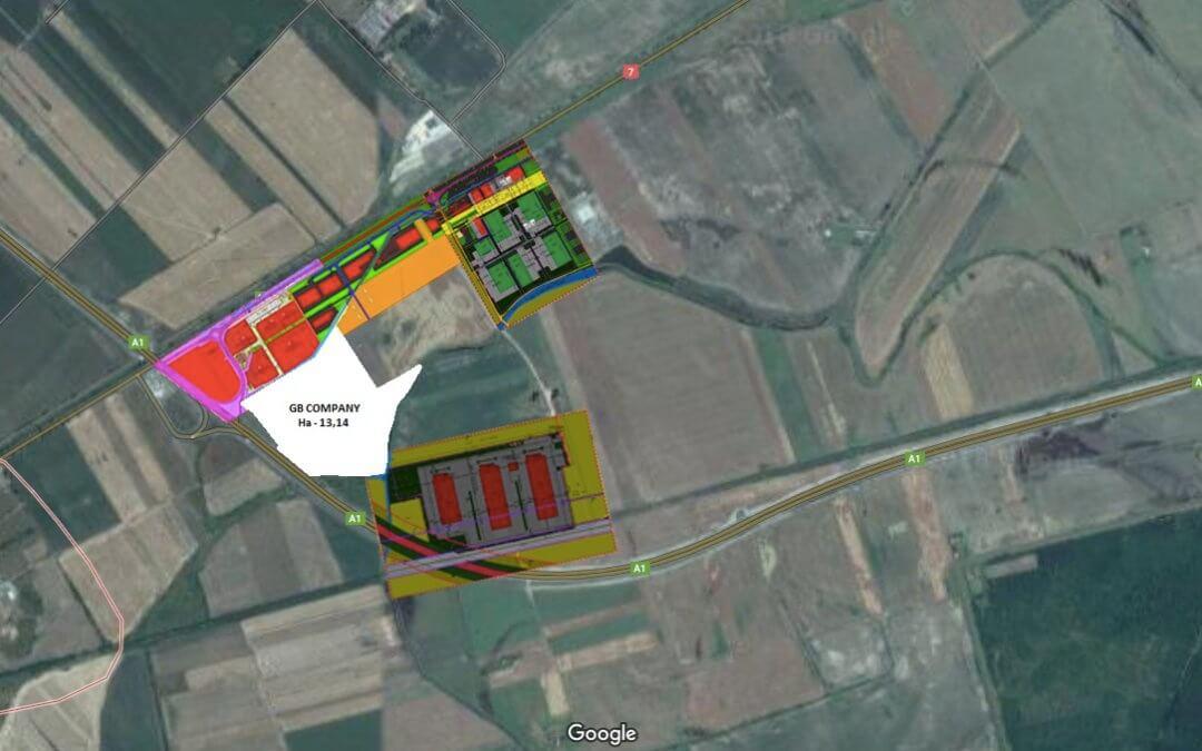 Regiunea de vest a României este în plină dezvoltare logistică şi comercială!